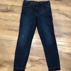 Zara Women's Blue Jeans in Size 4